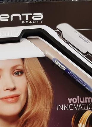 Утюжок для волос rowenta + прикорневой объем.