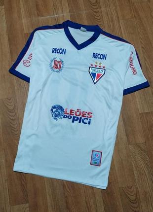 Футболка футбольного клуба форталеза fortaleza brasil