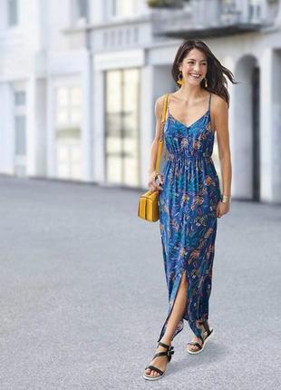 Женское платье-сарафан esmara летнее