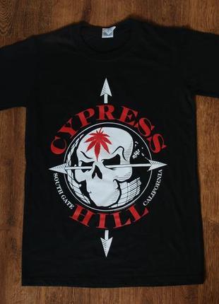 Мужская футболка cypress hill merchandise