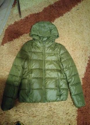 Новая мягусенькая куртка