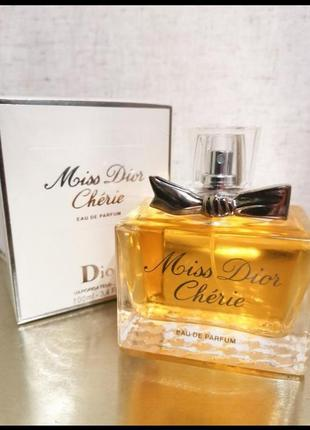 Dior miss dior cherie, парфюм, духи - волшебный, цветочный
