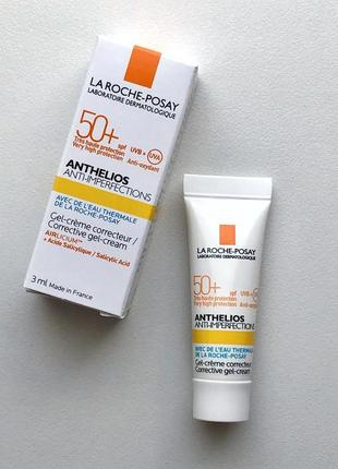 La roche-posay anthelios corrective gel-cream spf 50