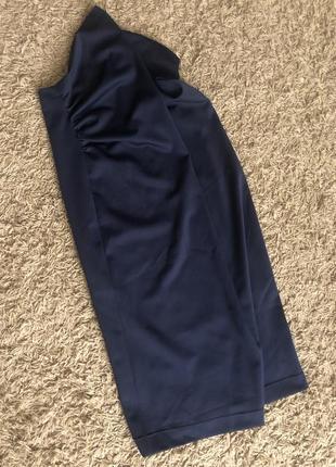 Силуетна юпка футляр для вагітних розм m-s