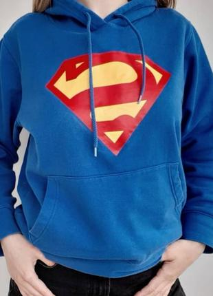 Худі superman