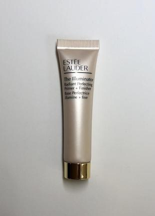 Праймер/база для лица estée lauder the illuminator radiant perfecting primer, 15 мл.