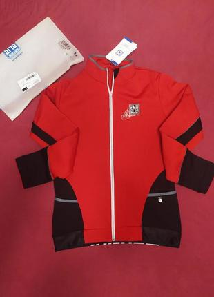 Олимпийка santini, спортивная  женская куртка
