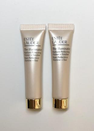Праймер/база для лица estee lauder the illuminator radiant perfecting primer, 15 ml