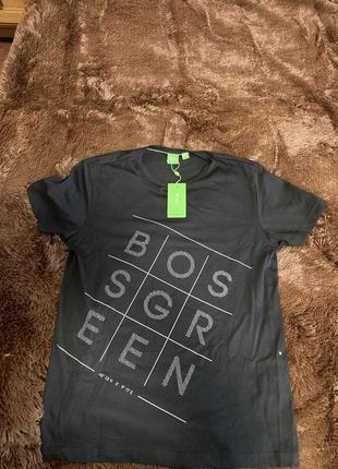 Новая мужская футболка hugo boss оригинал!!