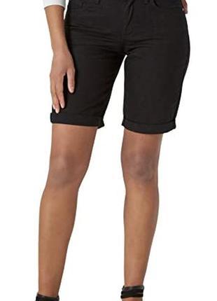 Сказочные летние шорты легендарный бренд одежды lee riders bermuda black/red shorts