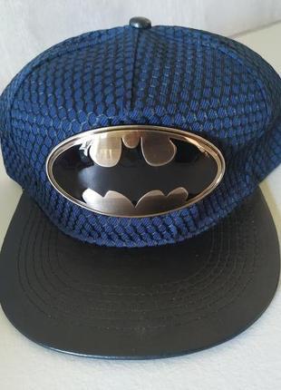Кепка бэтмен dc comics batman