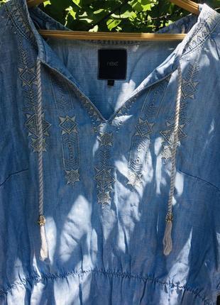 Платье вышиванка 👗🧵