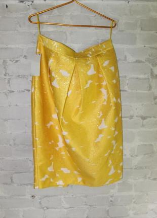 Роскошная юбка миди