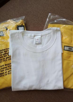 Скидка только сегодня 💣💣💣 отличная белая футболка германия