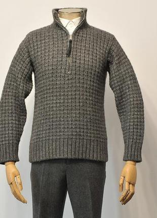 Шерстяний світер свитер альпака dsquared2