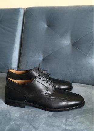 Чоловічі шкіряні туфлі !