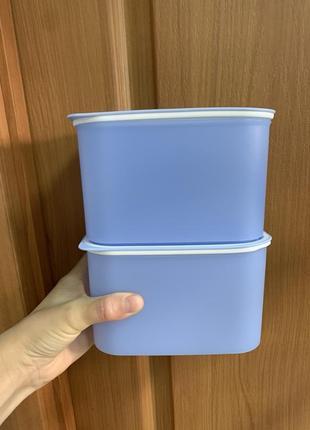 Контейнеры набор герметичные 1,3 л tupperware