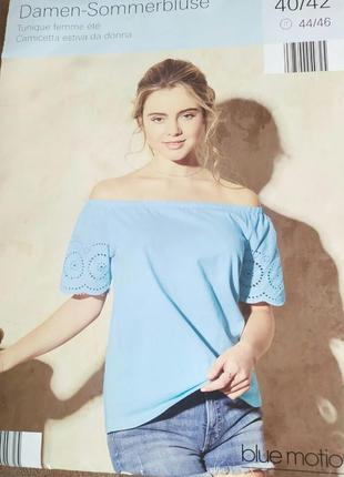 Легенька блуза blue motion m-l