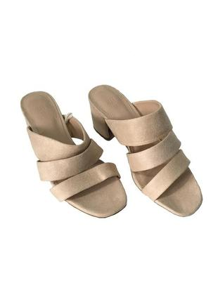 Туфли без задника h&m 152334