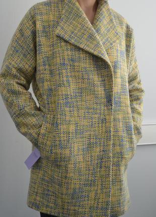 Пальто шерстяное vivalon