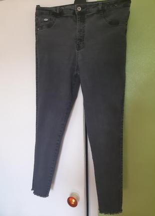 Женские джинсы скинни 16 размер 50 размер 48 размер батал