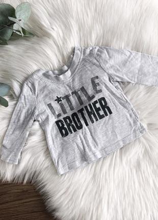 Кофточка на длинный рукав (футболка) для мальчика