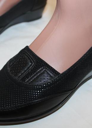 Туфли кожа, р. 38