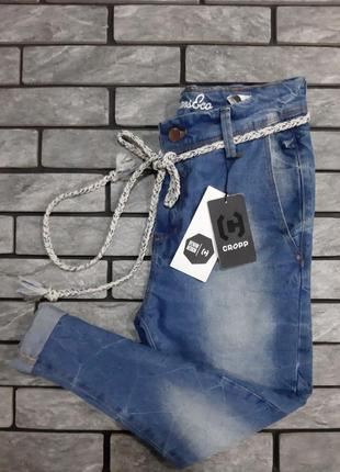Новенькі топові джинси cropp skinny jeans