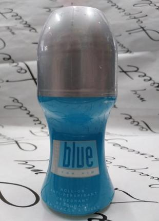 Дезодорант шариковой от avon 50ml individual blue