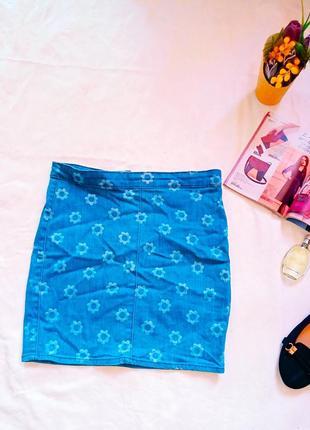 Классная стильная юбка фирмы h&m