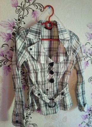 Рубашка для школьницы😎