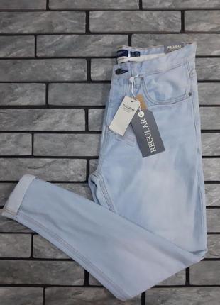 Новенькі топові джинси pull&bear