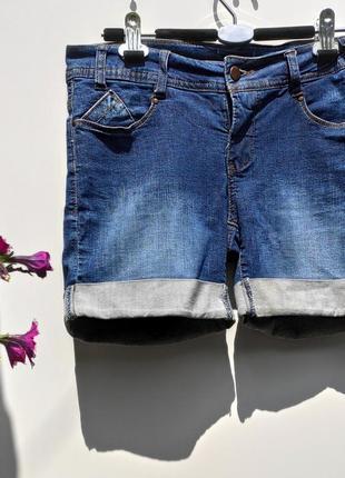 Жіночі шорти розмір наш 50 ( л-71)