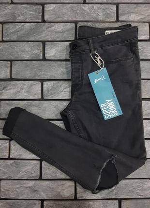 Новенькі стрейчеві джинси denim_co stretch skinny