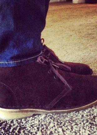 Ботинки desert boot original