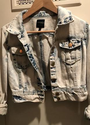 Джинсовка highway jeans