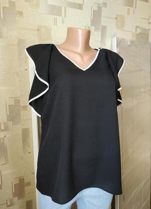 Красивая нарядная блуза , крылышки ❤️