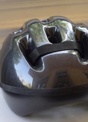 Шлем велосипедный велошлем шолом захисний щзащитный trax 54-58 см