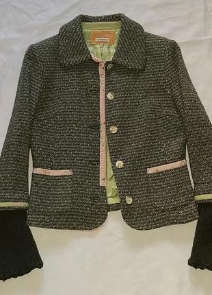 Винтажный пиджак