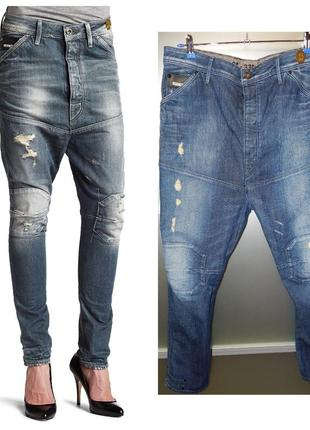 Трендовые джинсы для женщин g star raw dean loose tapered ladies jeans