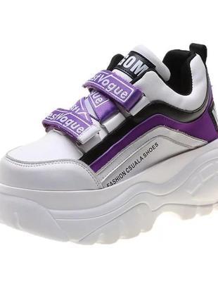 Высокие кроссовки 2020