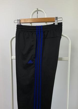 Оригинальные спортивные штаны,спортивки adidas с лампасами