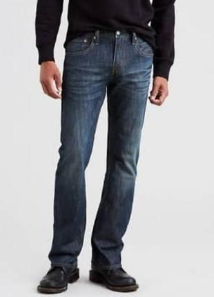 Levi's 512 оригинал джинсы, штаны, брюки
