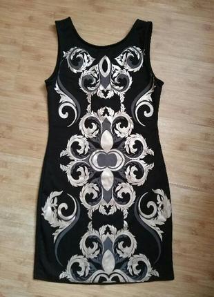 Актуальное платье в восточном стиле