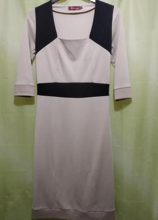 Классное женское платье 50 размера