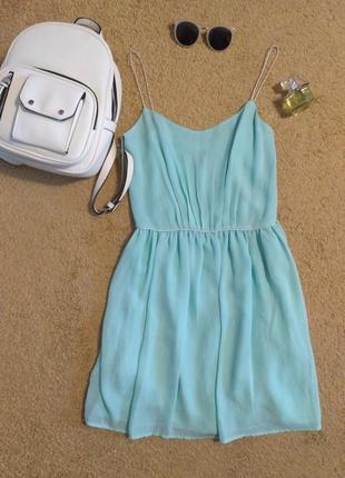 Супер нежное платье mango