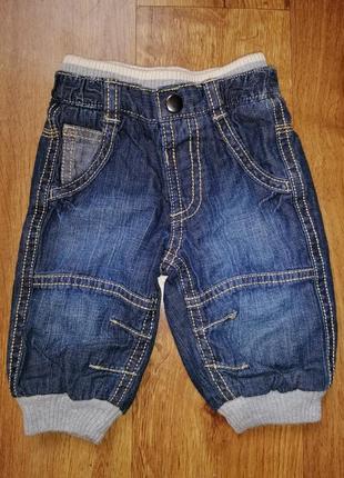 ⭐🍼⭐детские джинсы, штаны на малыша от 2 до 3 лет george⭐🍼⭐