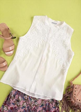 Шикарная шелковая блуза от итальянского производителя брендовой одежды alberto bini