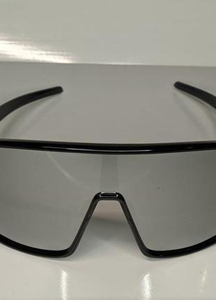 Очки  модные широкие солнцезащитные