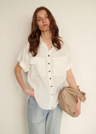 Крута сорочка блузка reserved s